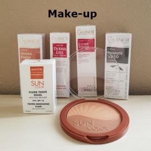 Guinot make-up