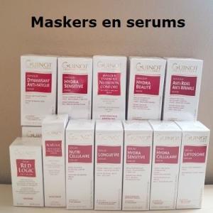 Guinot Maskers en Serums