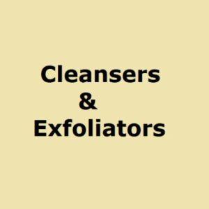 DermaPrime Cleansers en Exfoliators
